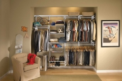 Complete Wardrobe Supplies storage soloution